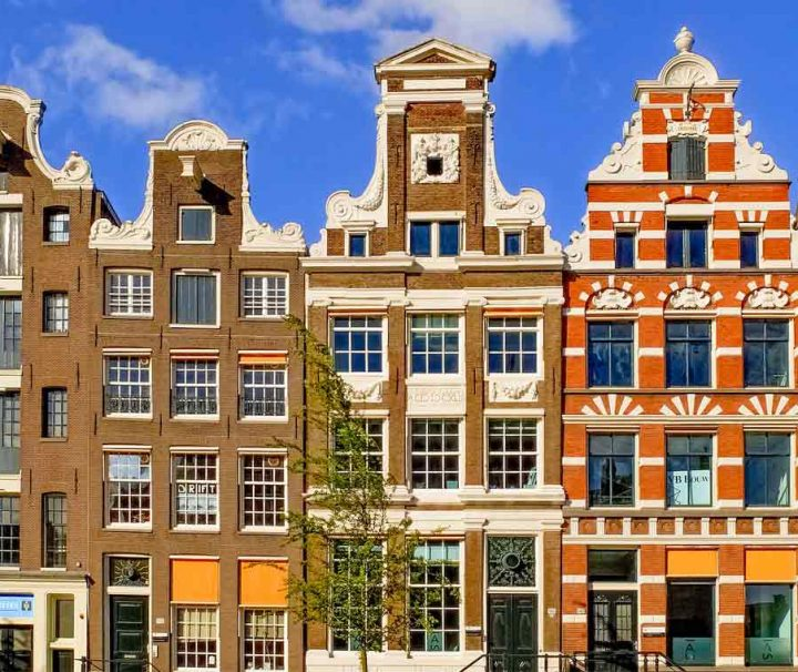 amsterdam tour Dutch houses